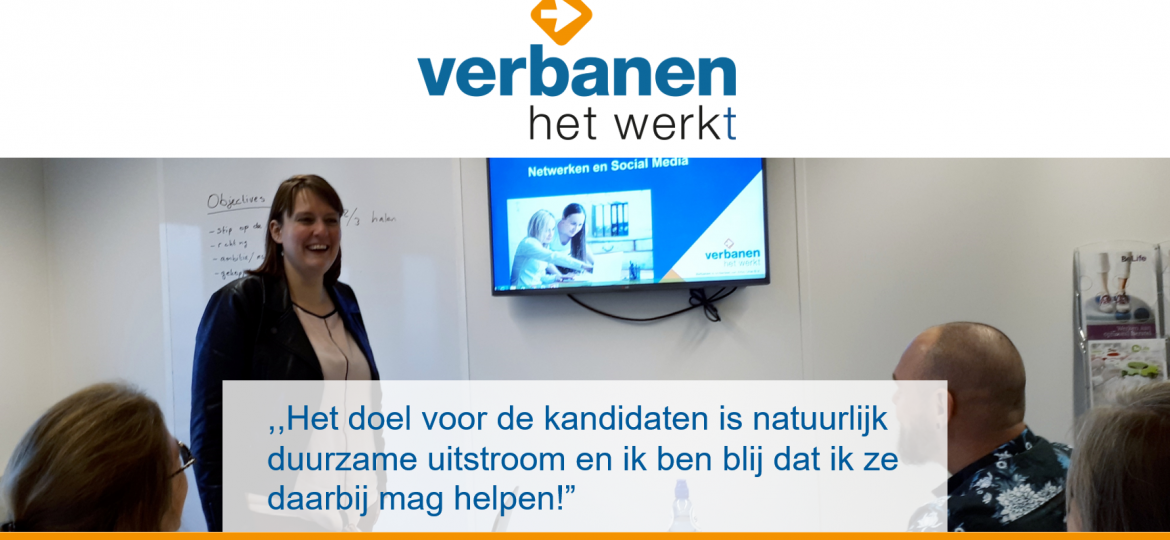 Blog Sandra de Vries Jobcoach Verbanen