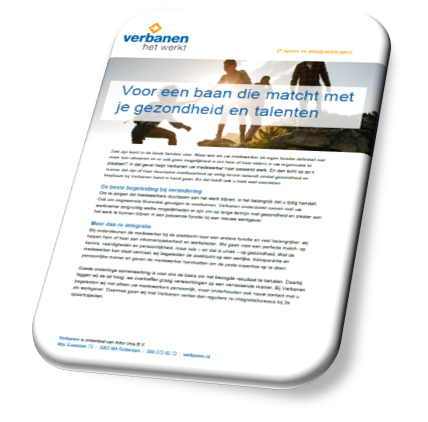 Download infobrochure Verbanen 2e spoor re-integratie